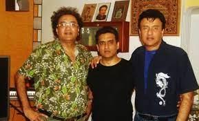 Anu Malik with his brothers