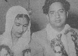 Anu Malik's parents