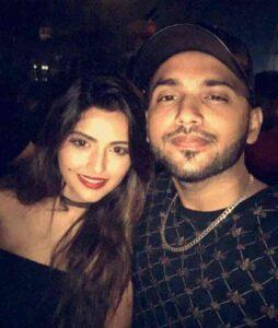 Shirin Kanchwala with her brother Firoz