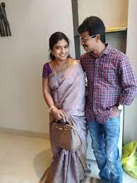 Anandhi's parents