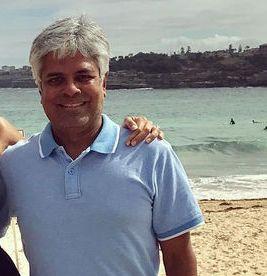 Malika Haydon's father