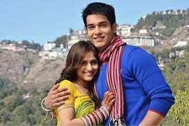 Abhishek Malik with his ex-girlfriend Hunar