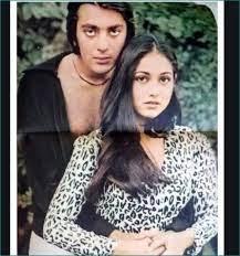 Tina Ambani with her ex-boyfriend Sanjay