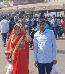Manish Kaushik's parents