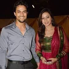 Sehrish Ali with her boyfriend