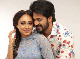 Pearle Maaney with her husband