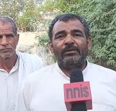 Deepak Punia's father
