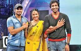 Lakshmi Manchu with her brother & half-brother
