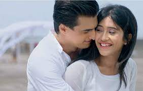 Mohsin Khan with his girlfriend