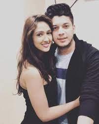 Krissann Barretto with her boyfriend