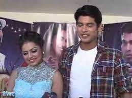 Sidharth Shukla with his ex-girlfriend Drashti