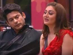 Sidharth Shukla with his ex-girlfriend Shefali
