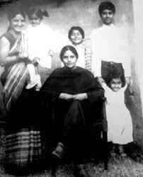 Sudhanshu Pandey's mother