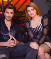 Ieshaan Sehgaal with his sister